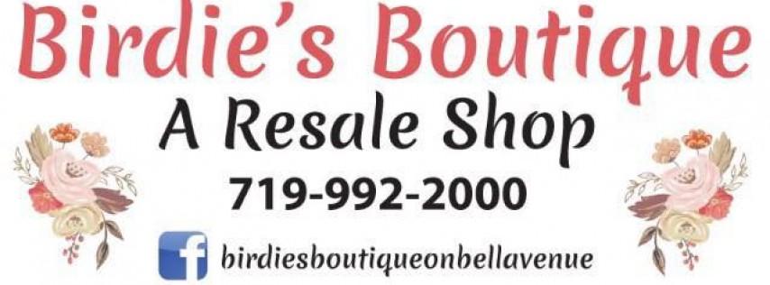 Birdie's Boutique on Bell Avenue