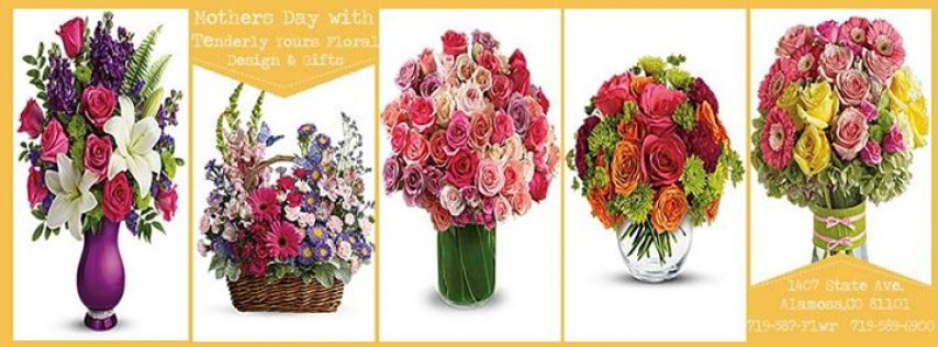 Tenderly Yours Floral Design