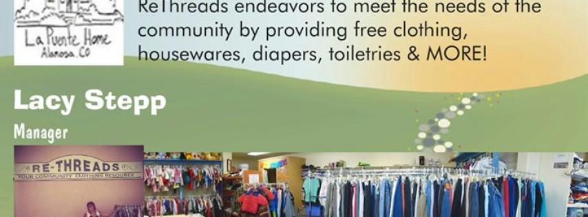 Rethreads Community Clothing