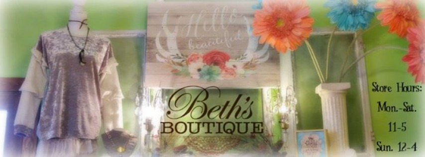 Beth's Boutique