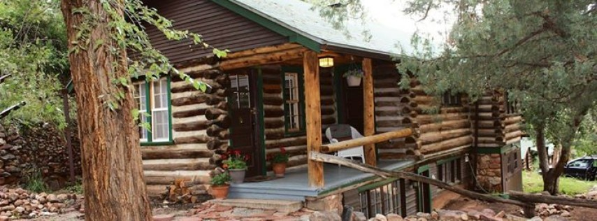 Keithley Pines Historic Cabins
