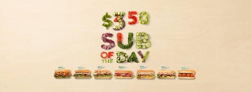 Subway- West State Street- Olean