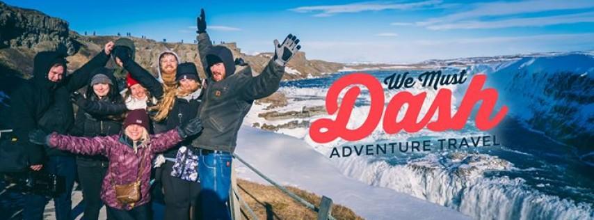 We Must Dash Adventure Travel