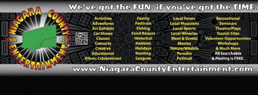 Niagara County Entertainment