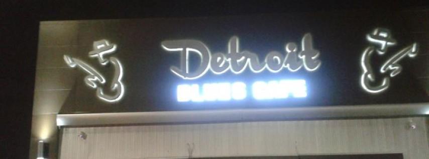 Detroit Blues Cafe