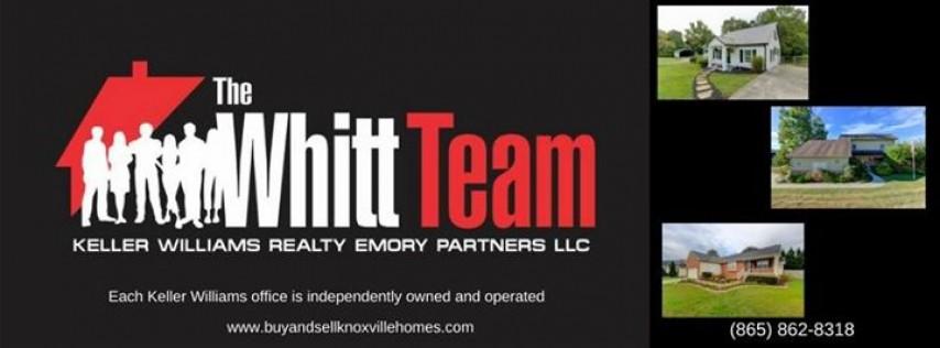 Dewayne Whitt and Chris Whitt Keller Williams Realty Emory Partners, LLC