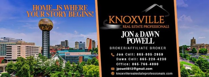 Jon N Dawn Powell - Knoxville Real Estate Professionals Inc.