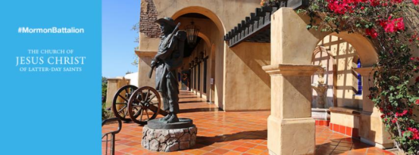 Mormon Battalion Historic Site