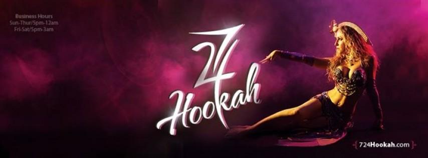 724 Hookah