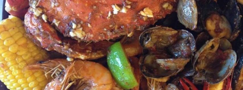 Bucket O' Crawfish - Alameda
