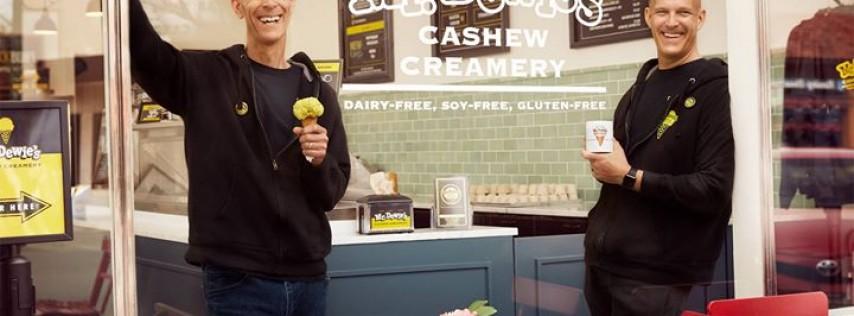 Mr. Dewie's Cashew Creamery & Frozen Desserts