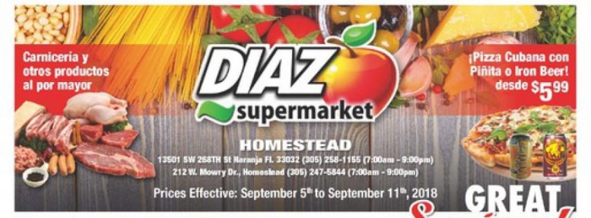 DIAZ Supermarkets
