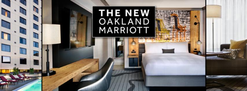 Marriott City Center Oakland