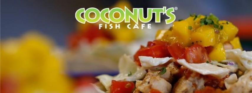 Coconut's Fish Cafe - Cupertino