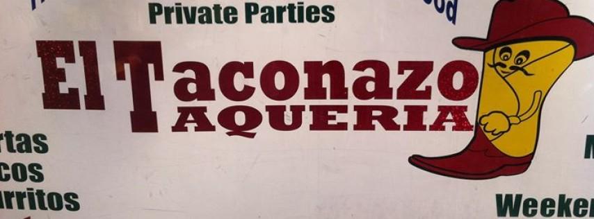 El Taconazo Taqueria