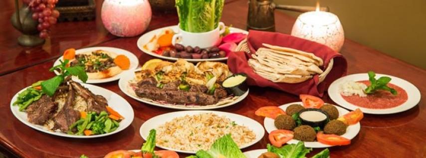 Maroosh Mediterranean Restaurant   Coral Gables