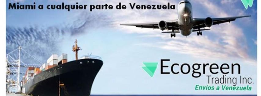 EcoGreen Trading Inc.