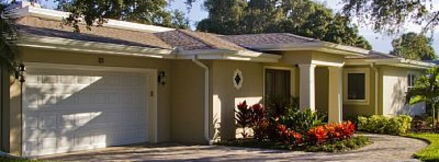 Contemporary Home in Belleair Bluffs Florida