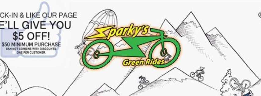 Sparky's Green Rides