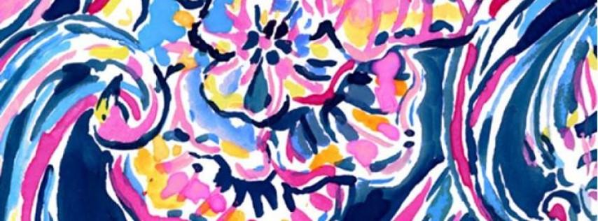 Pink Narcissus Daytona Beach
