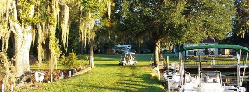 Withlacoochee Backwaters RV & MH Park