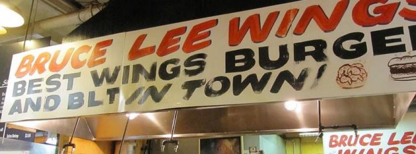 Bruce Lee Wings