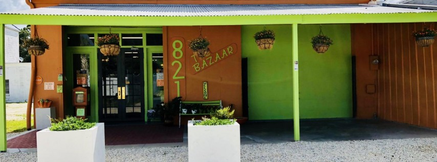 The Bazaar on Apricot & Lime