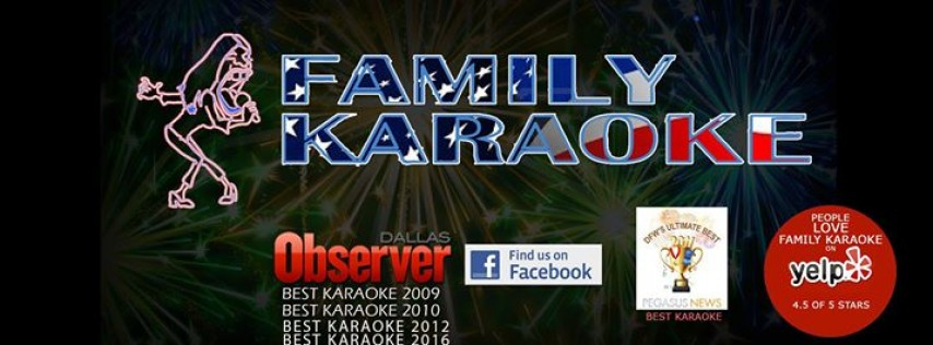 Family Karaoke Music Studio