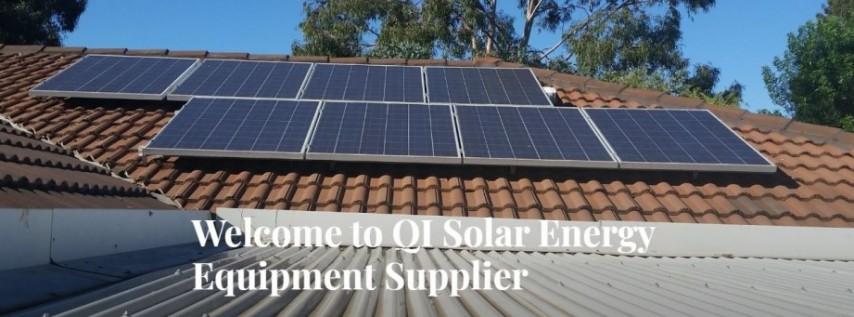 QI Solar Energy Equipment Supplier