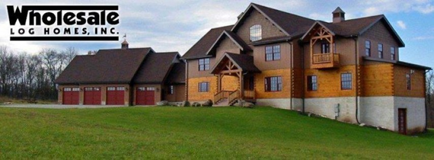 Wholesale Log Homes
