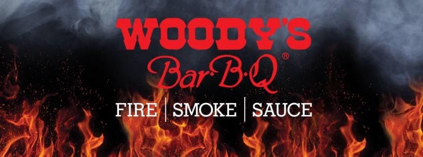 Woody's BBQ   Macclenny