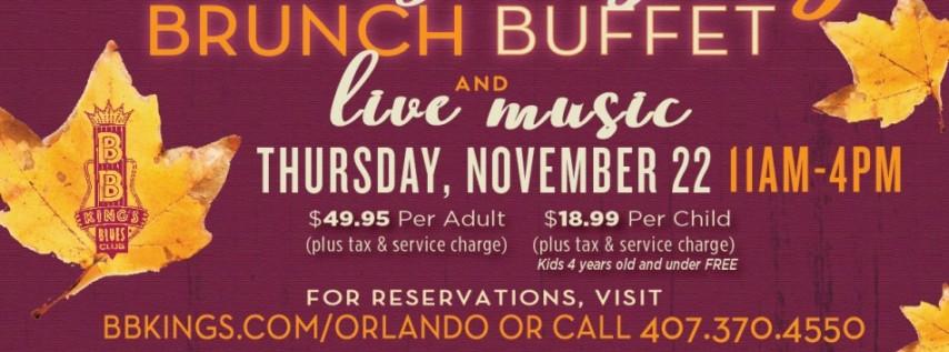 BB King's Blues Club Orlando