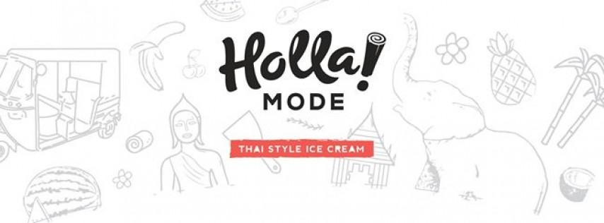 Holla Mode Ice Cream: Barton Springs