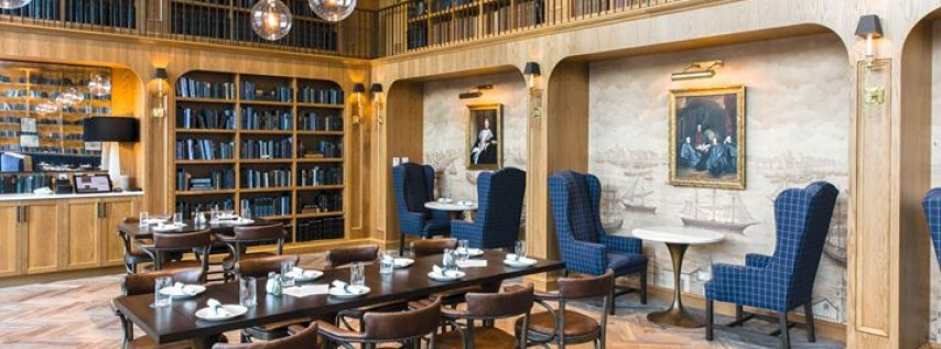 The Library - The Peabody