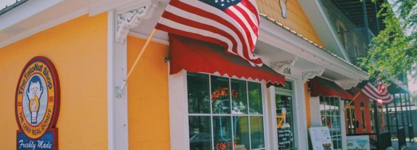 The Tatonut Donut Shop