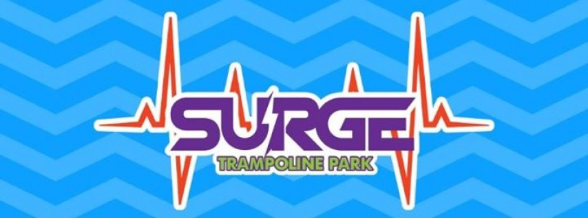Surge Trampoline Park New Orleans Services Metairie