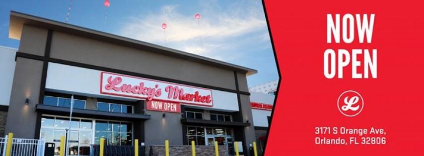 Lucky's Market South Downtown - Restaurant - Sodo - Orlando