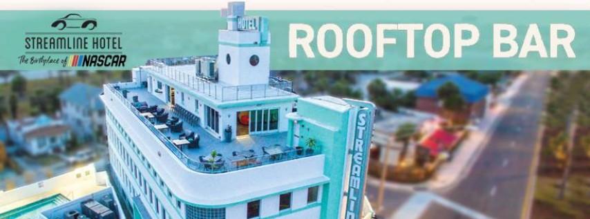 Streamline Hotel Rooftop Bar