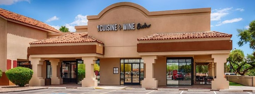 Cuisine & Wine Bistro - Gilbert