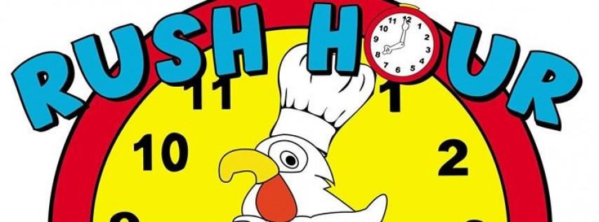 Rush Hour Chicken & Waffles