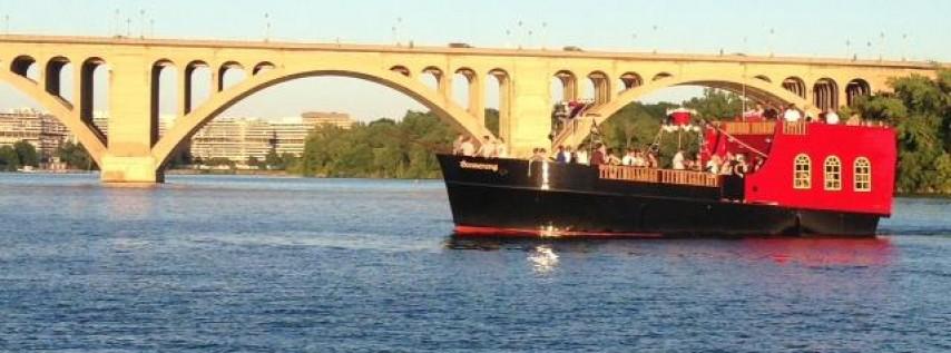 The Boomerang Pirate Ship