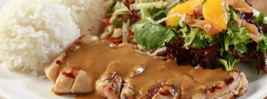 SanSai Fresh Japanese Grill