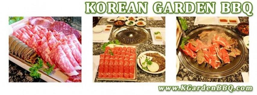 Korean Garden BBQ Restaurant