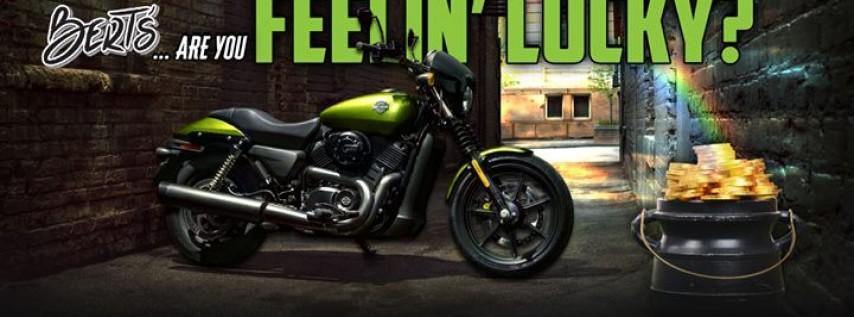 Bert's Barracuda Harley-Davidson