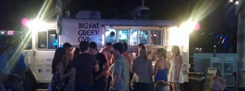 Big Fat Greek Gyros