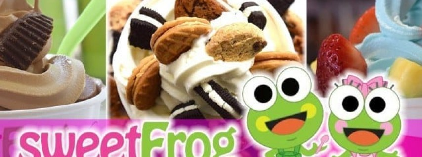Sweet Frog Hagerstown, MD