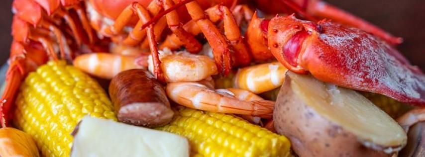 Boiling Crawfish - Baymeadows