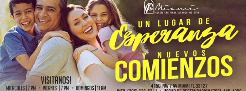 Alcance victoria Miami/Victory Outreach church of Miami