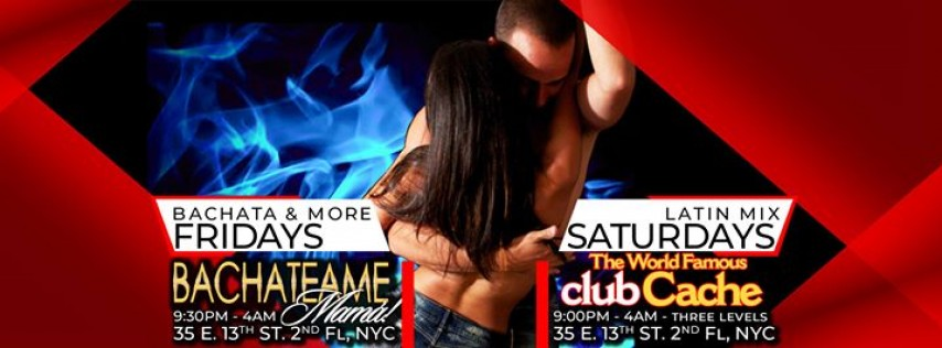 Club Cache NYC