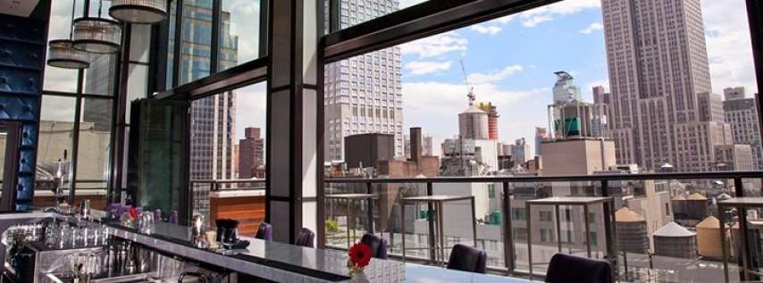 Spyglass Rooftop NYC